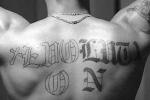 ATSUSHIの刺青